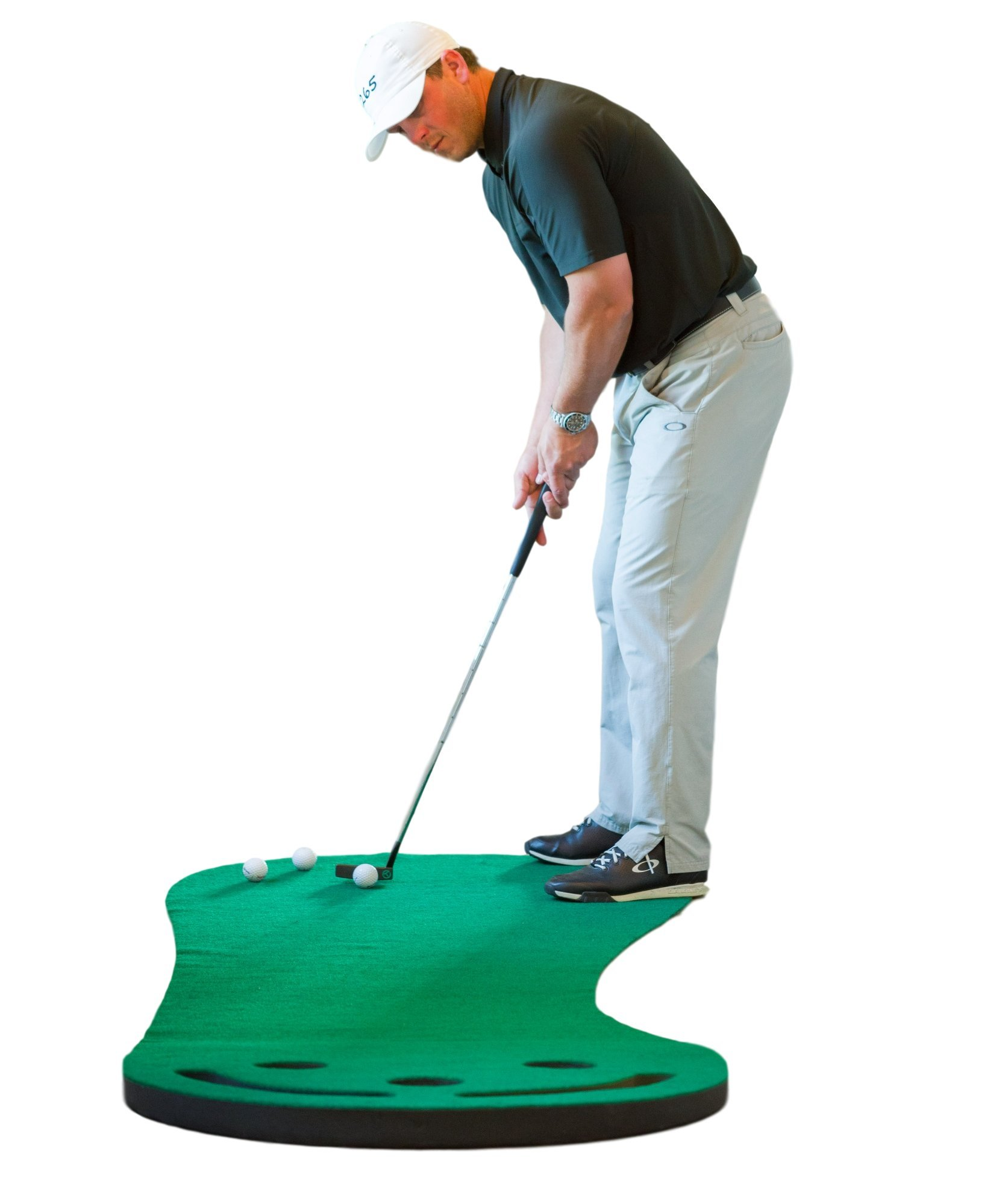hitting mat best golf top youtube mats watch