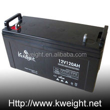 Solar battery backup power battery 12V 120AH