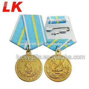 High quality Custom Military Commemorative Medals No Minimum Order