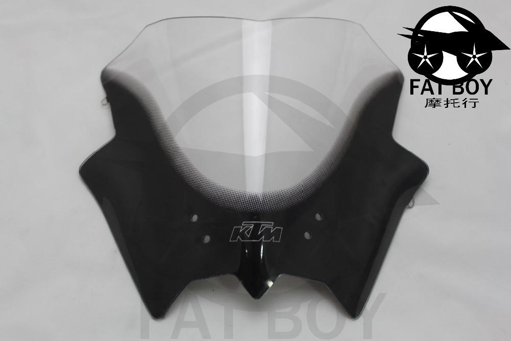 Бесплатная доставка от - KTM 200/390 лобовое стекло