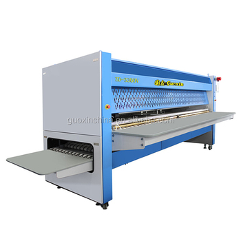 Beau Fabric Folding Machine,Automatic Bed Sheet Folding Machine For Laundry Shop