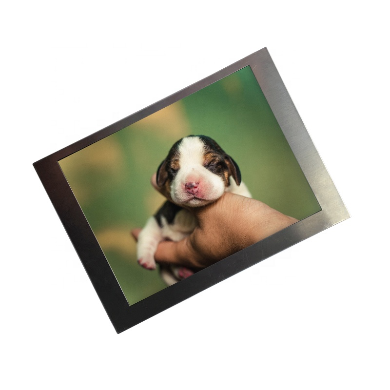 TCC(320240B057) Smart tft 320x240 graphic lcd display touch screen 36pin RGB 18BITS interface RA8875 5.7 inch lcd display