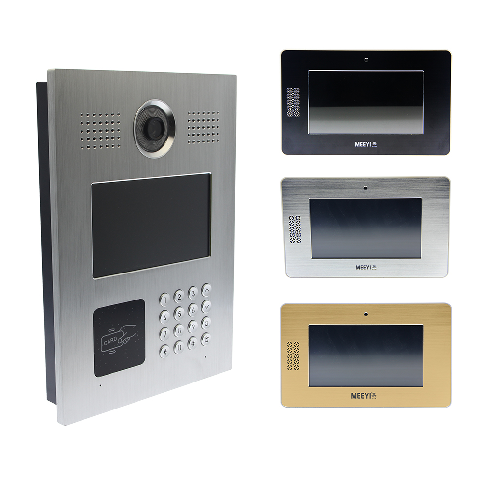Two-Way Video Door Intercom