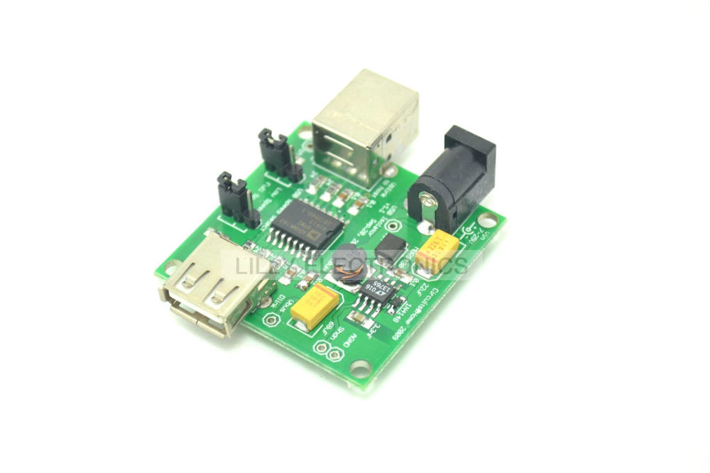 Isolator Protection Adum4160 Usb Isolator Board/adi Usb Port