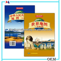 world travel map & travel partner