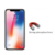 [UOPO] voor iPhone XS/10 2.5 D Transparant Gehard Glas Screen Protector, anti-Kras 0.3mm Screen Protector