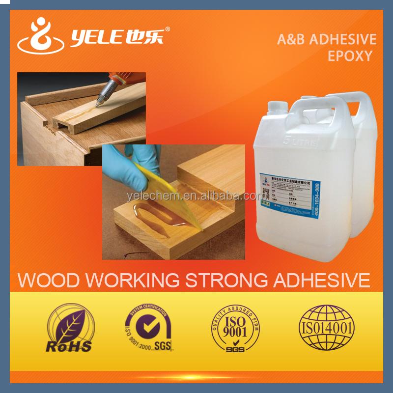 Resina epoxi para la madera de uni n adhesivos y sellado for Resina epoxi madera