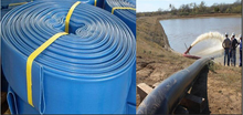 3Inch Flexible PVC Lay Flat Water Hose For Farm Irrigation