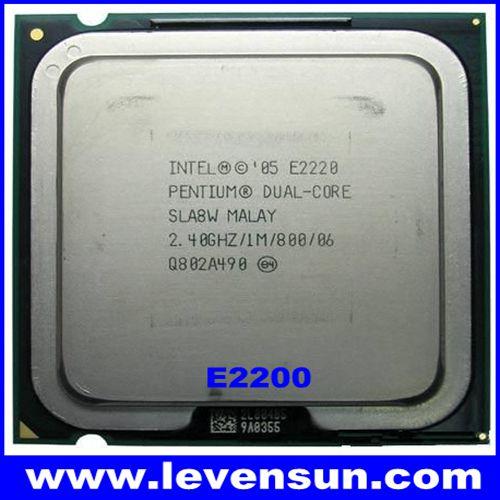 INTEL PENTIUM DUAL CPU E2200 DRIVER PC