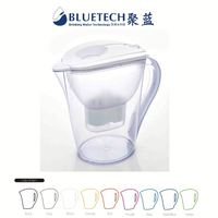 Factory supply directly! Best quality cheap price none electrical home using chinese Pitcher Filtration System