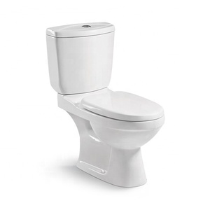B1102 Bathroom wc ceramic toilet sanitary ware two piece toilet