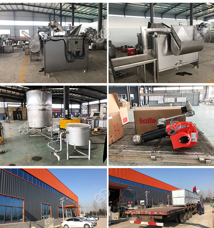 GELGOOG Machinery Co.,Ltd Factory Pictures 3