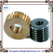 Top Grade Mini Pinion Brass / Steel Helical / Spur Worm Gear
