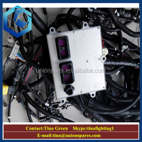 Engine Controller 600-467-1100 for Excavator PC200-8 PC220-8 PC240-8
