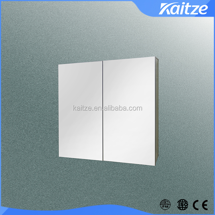 UK US Style wall or recessed mount french bathroom vanity mirror cabinets