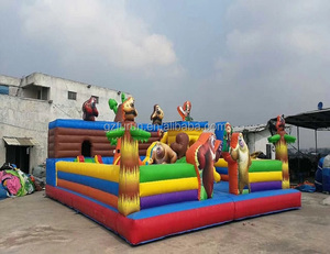 China Outdoor High Quality Giant Inflatable Animal Bouncer Toy For Sell