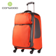 "Soft printed suitcases chinese factory 20""24""28""inch travelling luggage bag hot sale luggage set 3pcs"