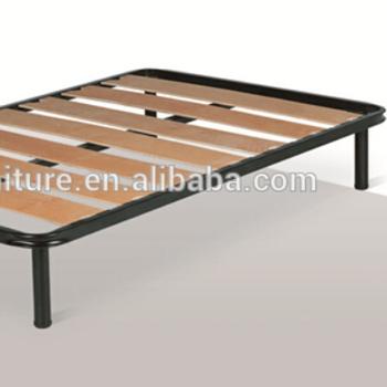 Bed Frame Olding Wooden Slats