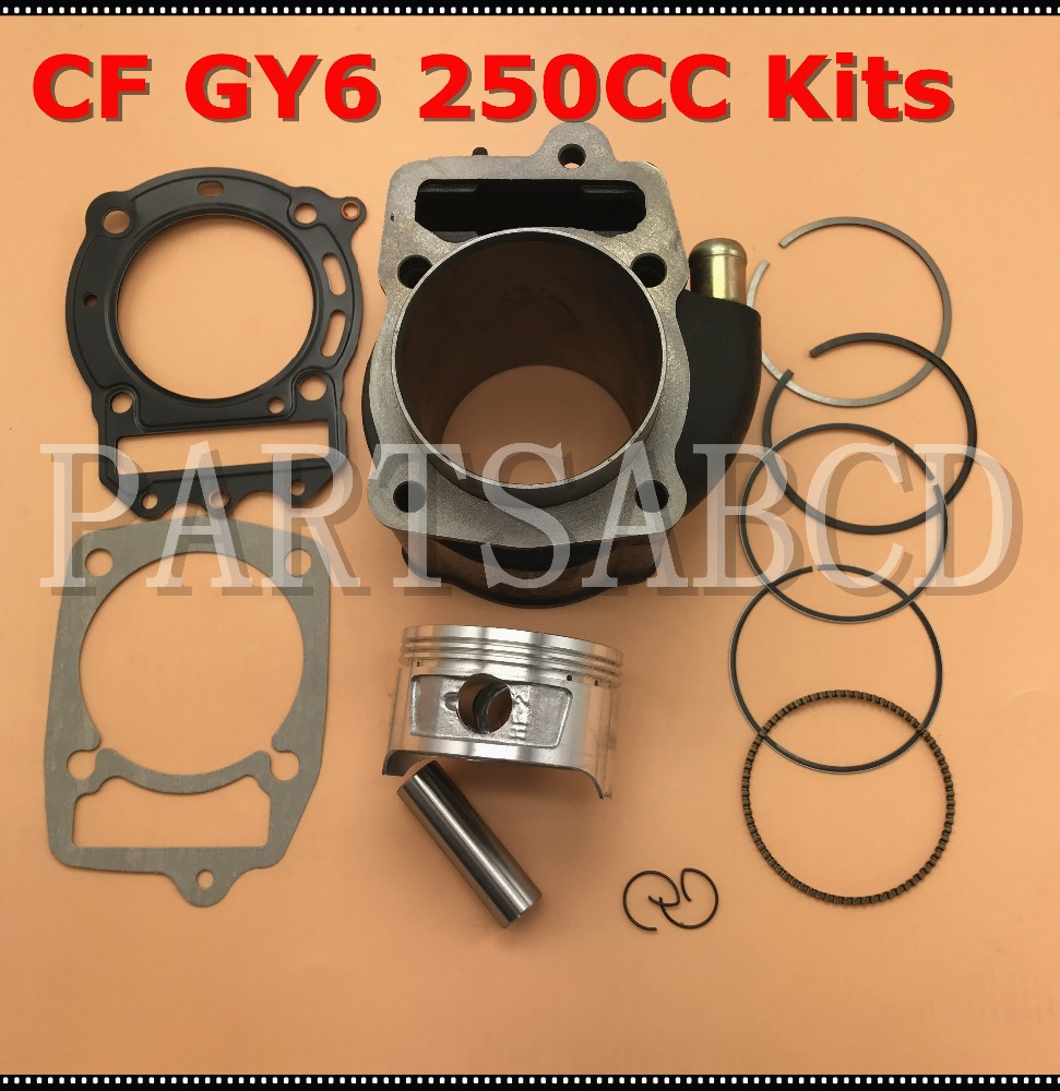 Atv Parts & Accessories 52.4mm Cylinder Piston Ring Gasket Kit 125cc Kazuma Jonway Atv Quad Scooter Buggy Back To Search Resultsautomobiles & Motorcycles