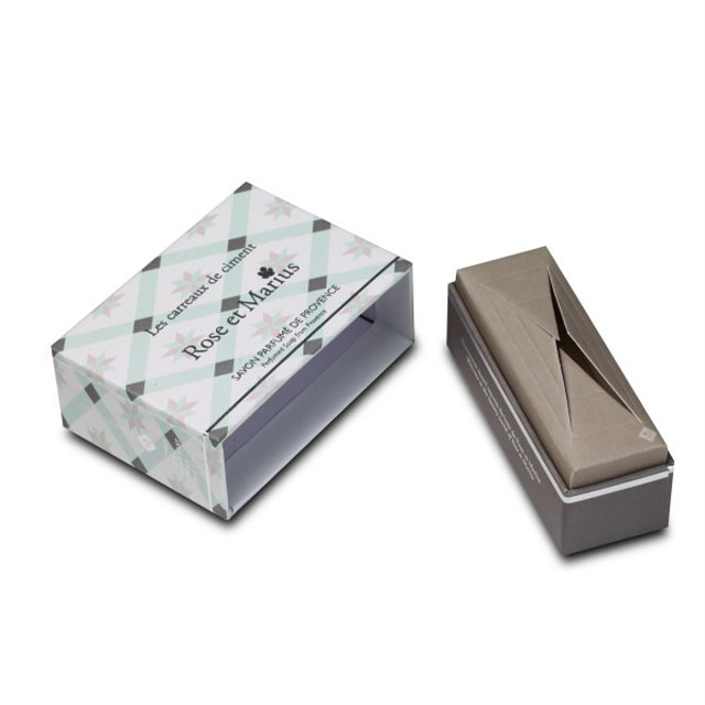 best selling Custom paper soap box sleeve