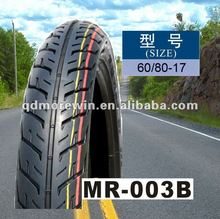 good quality speed race tire 60/80-17 SUPER TIGER brand