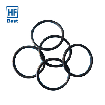Customized Nitrile Rubber Oil Seal With SS Framework Rubber Seal