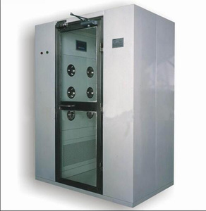 Newly Automatic Control Cargo Door Portable Air Shower Service Life Controller clean Room For sale
