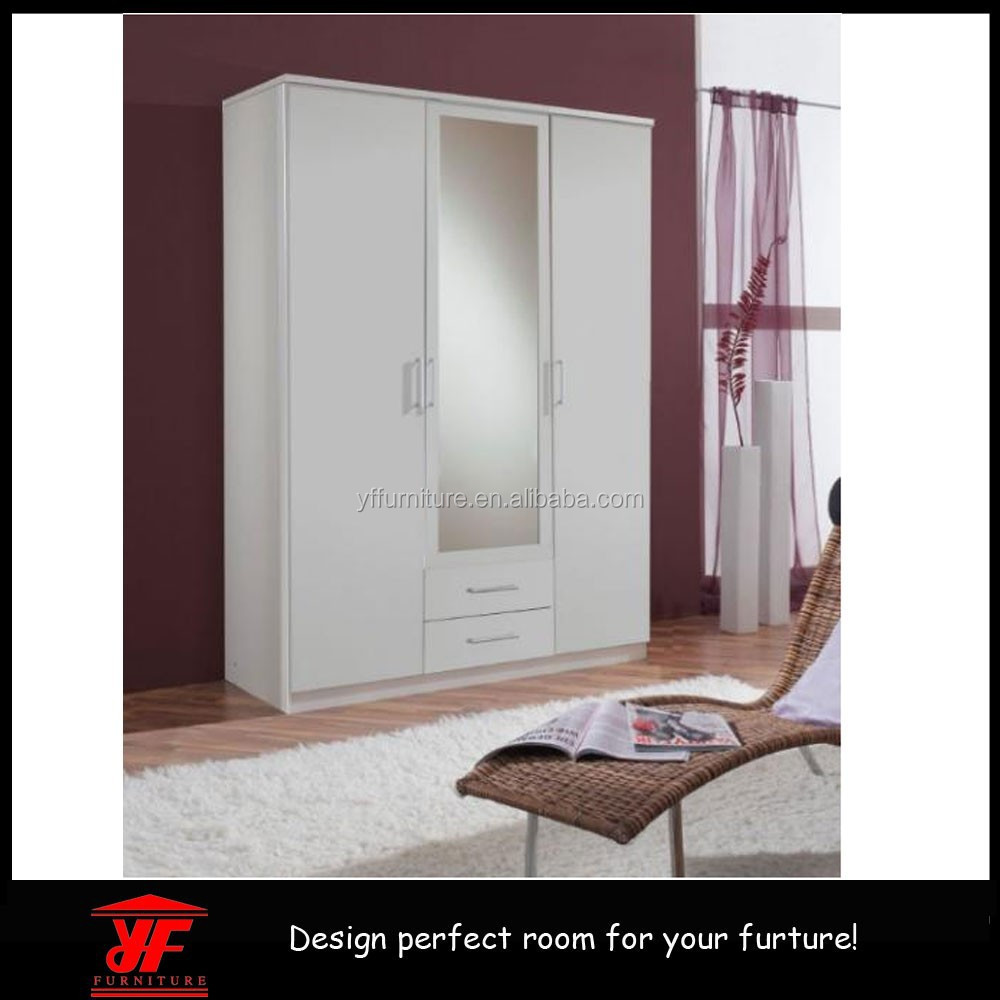 Cheap Wood Bedroom Furniture Cabinet Design Mirror Door Wardrobe Closet -  Buy Mirror Door Wardrobe Closet,Wardrobe Closet,Bedroom Closet Wood  Wardrobe ...