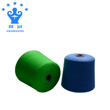 China Manufacturers high stretch Knitting 100 cotton yarn