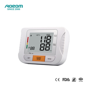 New Home Medical Equipment Bluetooth blood pressure monitor connected to computer