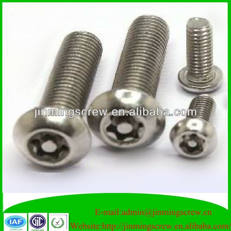 Factory M6 Screw Torx