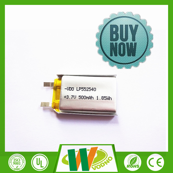 High Quality Food Grade Die Cut Handle 18350 rechargeable battery li-ion high density