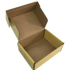 China supplier Work home packing corrugated packaging boxes design gift box