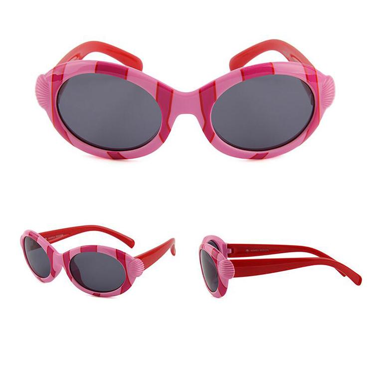 57b5688d4 دروبشيبينغ الملونة شريط قذيفة هلام السيليكا outdoor طيار الاطفال النظارات  المستقطبة KC123 للبيع