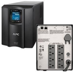 APC APC Smart-UPS C 1500VA LCD 120V