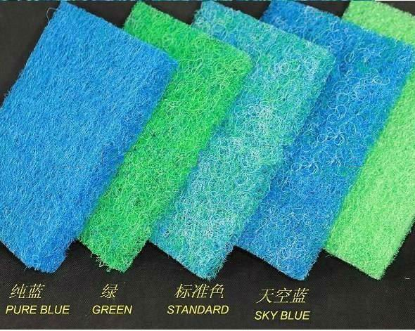 Biochemical filter mat Japanese filter mat bio pads for Aquarium Filter media for pond