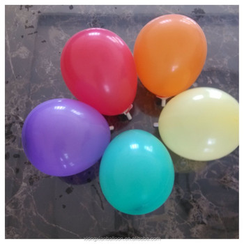 latex round balloon for party and wedding supply .kids toy