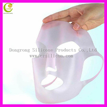 China wholesale factory products silicone face mask, eco-friendly Silicon Mask Cover for Sheet Mask