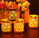 Paper Lamp cover for electronic candle shade romantic proposal and party decorations