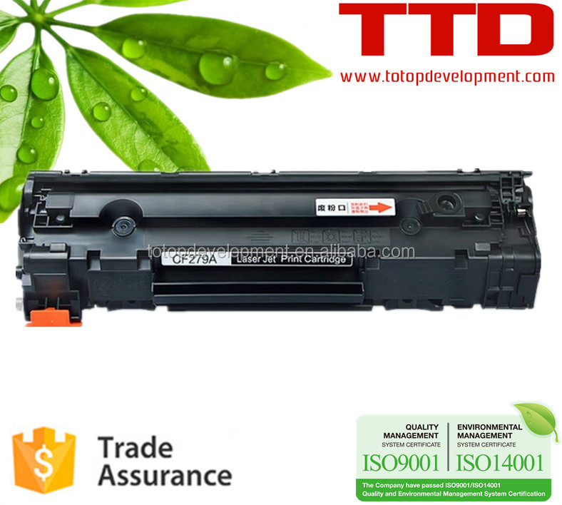 TTD Toner Cartrigde CF279A for HP Pro M12A M12W M26NW M26A, View toner  cartridge, TTD Product Details from Zhuhai Totop Development Co , Ltd  on