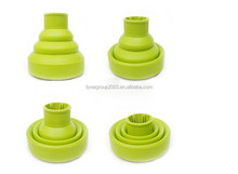 Collapsible Diffuser Silicone Hair Diffuser For Hair Dryer