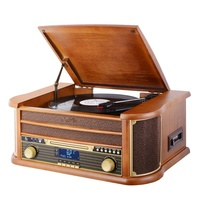 Multiple vinyl records player with RCA output turntable for sale
