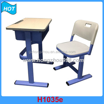 Height Adjustable Student Desk Chair Combo For Children Study