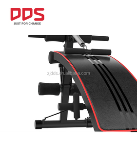 DDS-1112 ab exercise bench fitness chair King Pro gym equipment