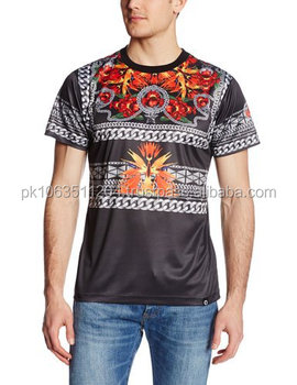 Full Sublimation T Shirt Custom All Over Print Custom T ...