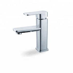 New design products Chrome color brass materials Australian faucet water filter contemporary single hole bathroom sink mixer tap
