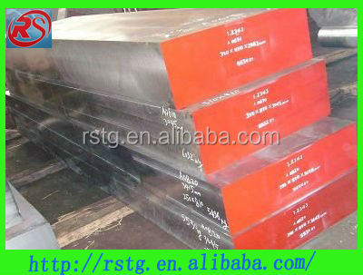 Plastic Mould Steel 1.2316 steel flat