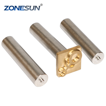 ZONESUN  Hammering Handle for Leather Emboss (Cold Press),  hammer Handle for Custom Leather Stamp