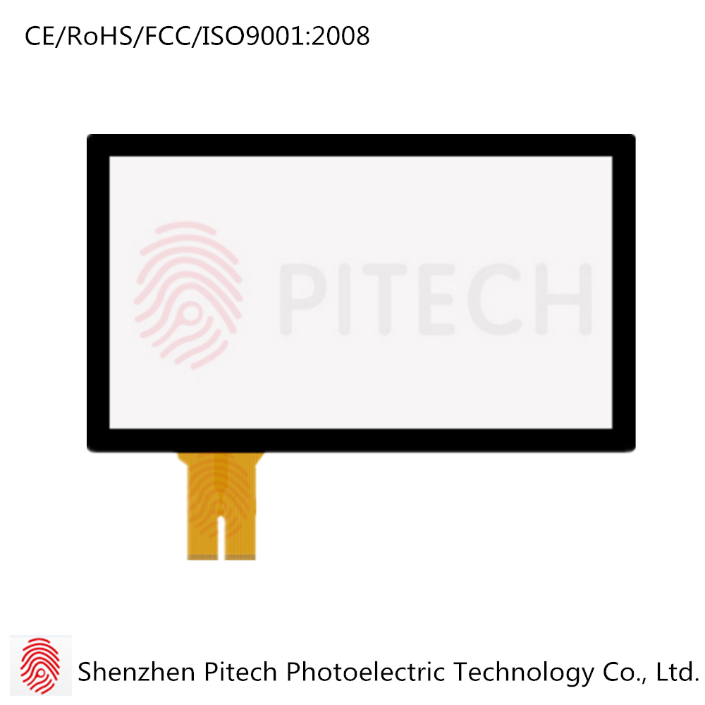 "customized and public model 15"" multi touch projected capacitive touch screen kit"
