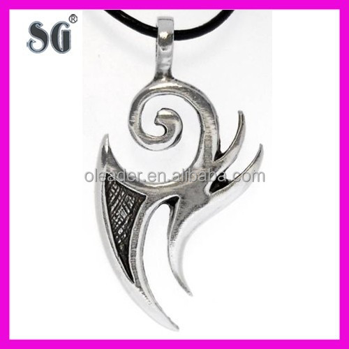 Buy cheap china sterling tribal pendant products find china tribal phoenix silver pewter pendant with leather necklace aloadofball Choice Image